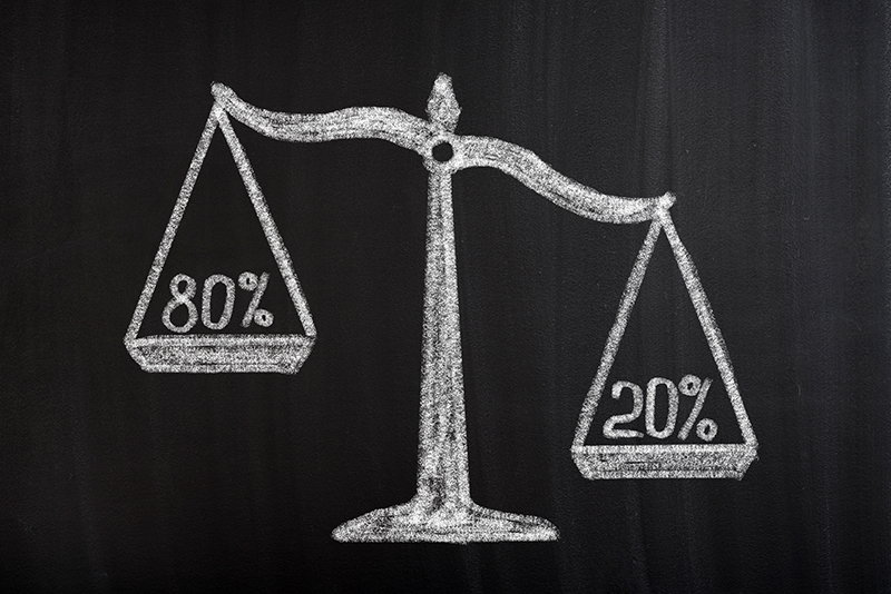 80/20 Rule: Find Instant Savings to Fund your IT Innovation Projects