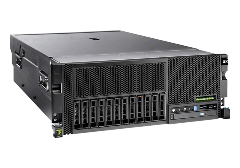 IBM POWER pSeries and iSeries | Curvature